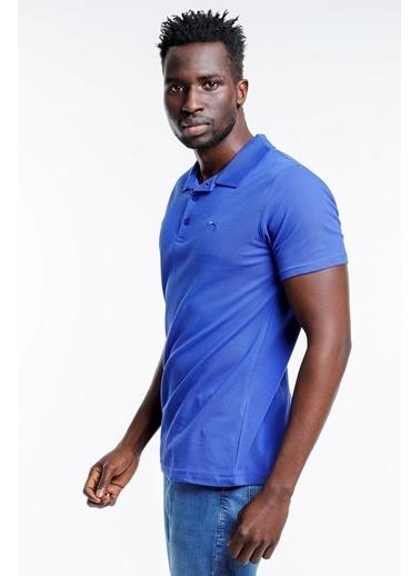 Slazenger Slazenger SOHO Erkek T-Shirt Hardal Saks